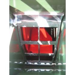 - Häcksler Schredder Zerkleinerer Negri R95 5,5 hp Honda