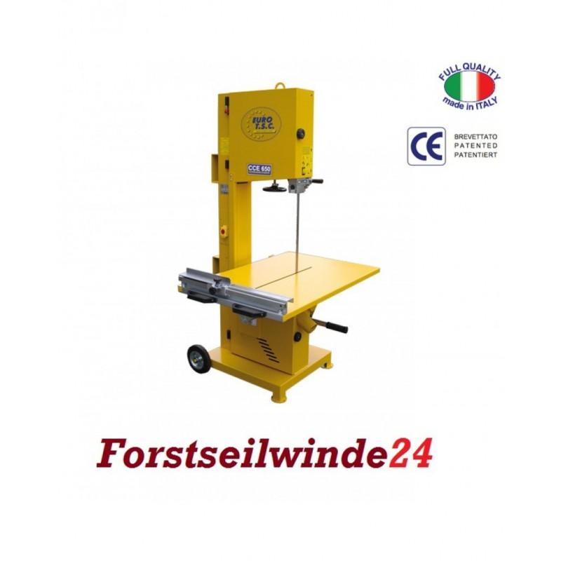 - EURO Porenbeton-Bandsäge TSC CCE.505