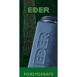 - EDER Spillwinde Nordforest ESW 1200, Forstseilwinde