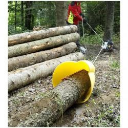 - Spillwinde Forstseilwinde DOCMA VF80 Bolt /1630 kg mit Seil!