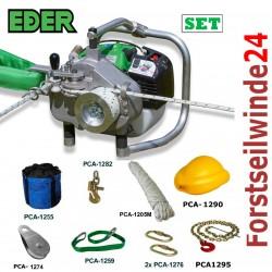 - EDER Spillwinde Nordforest SET- ESW 1200, Forstseilwinde