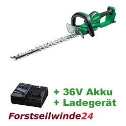 - Hitachi Akku Heckenschere / 36 V System CH36DL inkl.