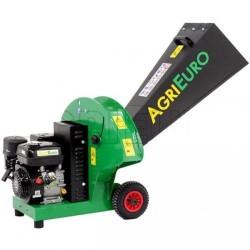 - Profi Häcksler Schredder AgriEuro mit 7 PS Benzinmotor