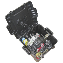 - Forstseilwinde/Spillwinde/Seilwinde SET PCW5000 HK