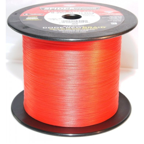 Spiderwire Code Red 3000 m Spule / 0,35 mm