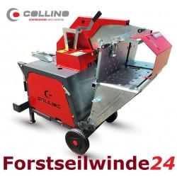 Collino Wippsäge Kombi 400V + Zapfwellenanschluss 70 cm Sägeblatt
