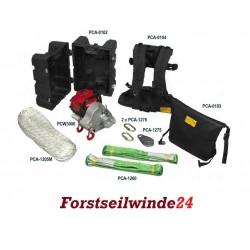 Seilwinde Forstwinde PCW 3000 HK / Set Forstwirtschaft & Jagd - Made in Canada