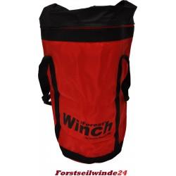 SET Seil- Zugseil- Bergeseil Windenseil 100m/10mm + Seiltasche